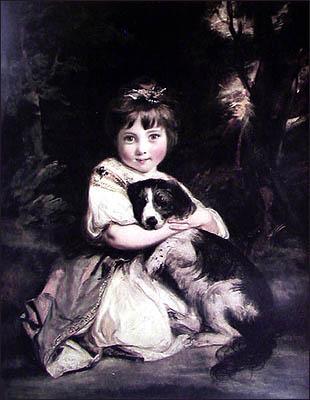 Love_me_love_my_dog_sir Joshua Reynolds 1723-1792.jpg (310x400, 29Kb)