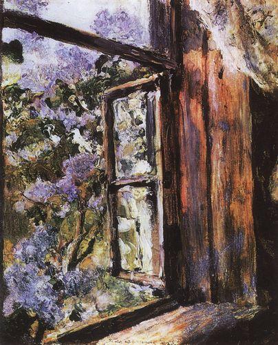 serov Открытое окно. Сирень. Этюд. 1886.jpg (404x500, 64Kb)