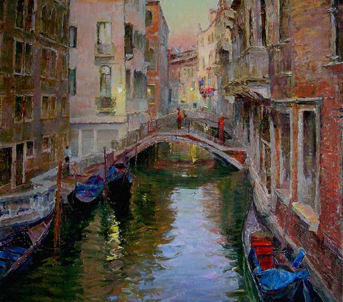 Мария Щербинина . Венеция.jpg (680x600, 178Kb)