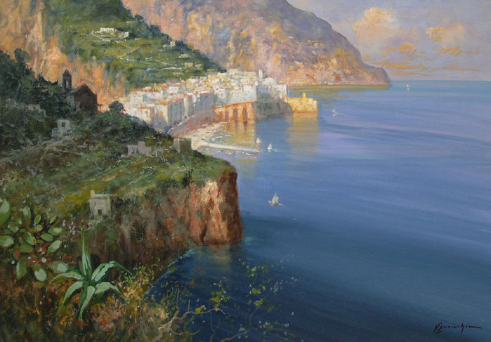 Seaside Village Vincenzo Laricchia.jpg (699x487, 90Kb)