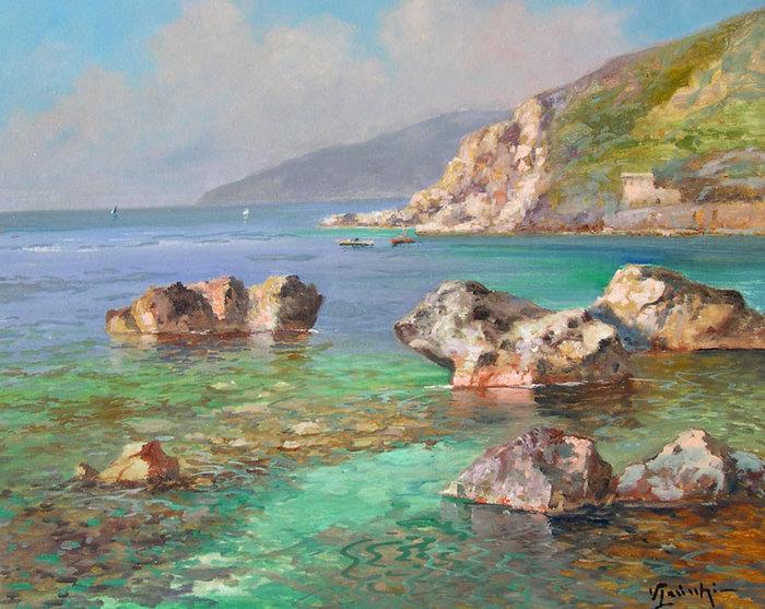Coastal Scene.jpg (700x557, 120Kb)