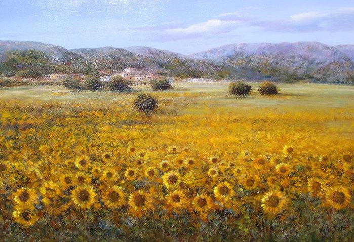 Sunflowers Sarto Lucia.jpg (699x478, 136Kb)
