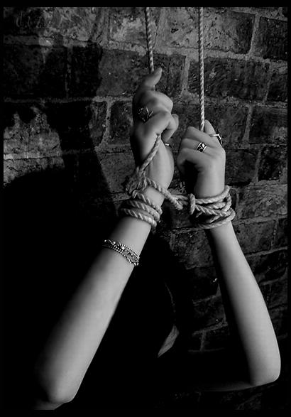 Как я стала послушной рабыней