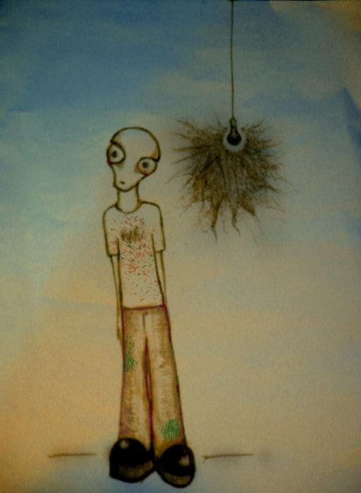 лампоид.сон пустоида