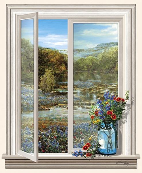 Springtime in a Jar by Roberta Wesley (494x600, 239Kb)