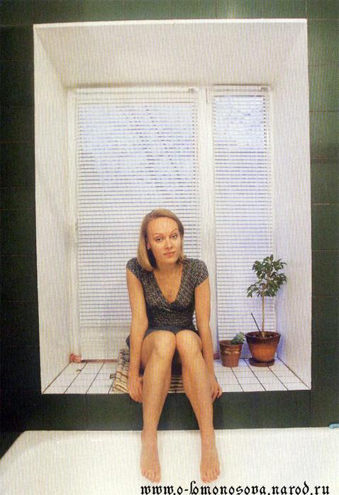 Ломоносова актриса фото голая это