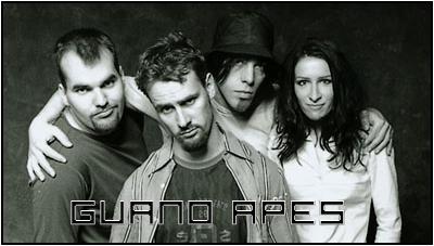 «Guano Apes» выступили в Новосибирске
