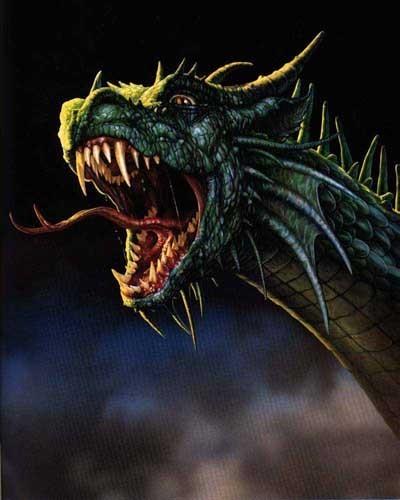 Пришествие драконов и маскарад смерти