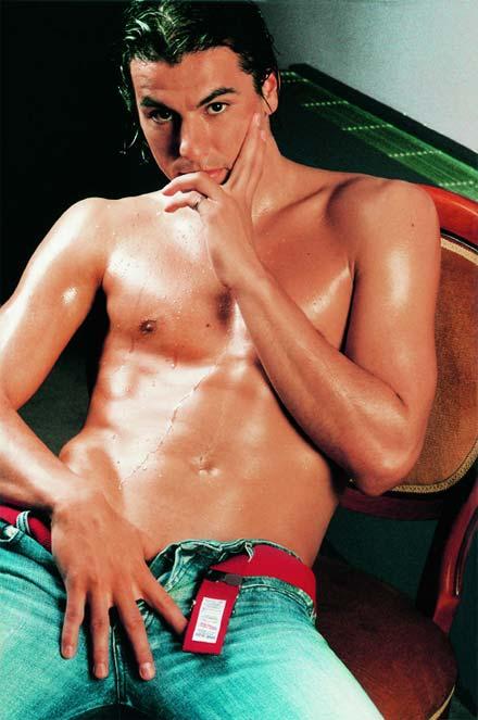 Milan Baros Sexy Man