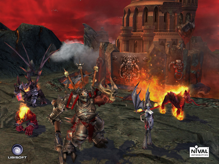 Heroes of Might and Magic V: Gold Edition (2007/PC/RUS/Repack) [Bullterrier] screenshot