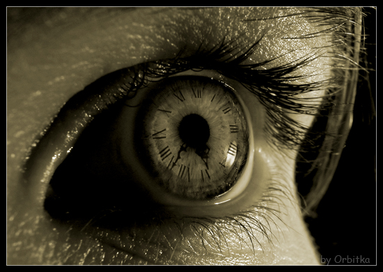 В твоих испуганных глазаx