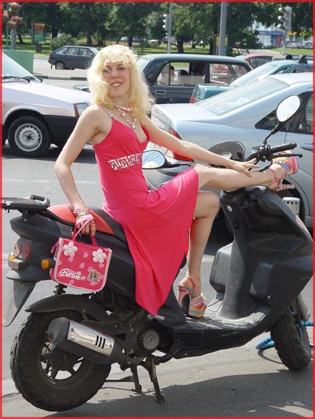 Карина Барби (Карина Шаробокова) - это,не побоюсь этого слова,девушка...