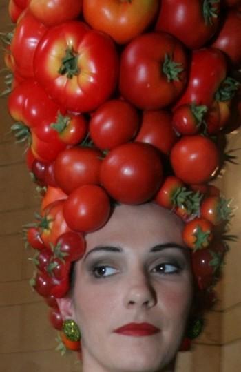 Костюм из овощей своими руками 40