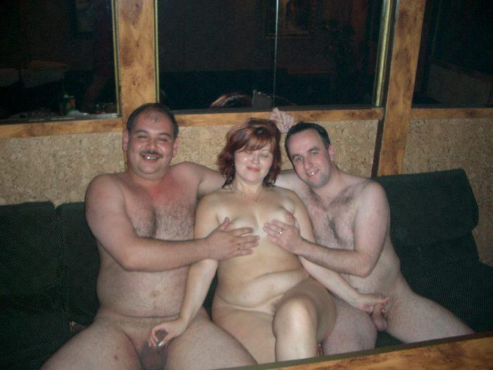 сперму, русское жена с мужиками было впринципе ново
