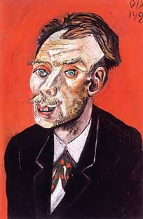 Портрет Макса Джона, 1920