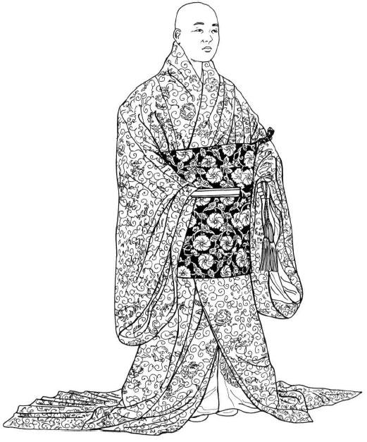 Китайские костюмы рисунок 5